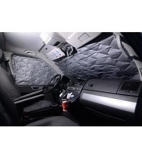 Oscuranti termici Ford Transit Custom (con sensore pioggia) - 3 vetri...