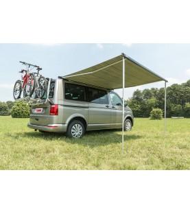 Veranda VW T5 T6 Multivan - Fiamma F40 Van Deep Black