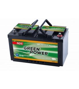 Batteria servizi 100Ah NDS GP100B