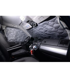 Oscuranti termici Ford Tourneo Custom - 8 pz ( CON sensore pioggia )